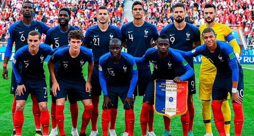Rusia 2018: Francia, el rival de la Selección en octavos de final