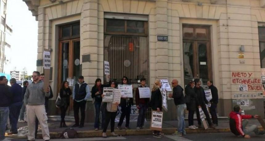 Hay 30 despidos más en El Diario y crece el malestar con la Secretaría de Trabajo