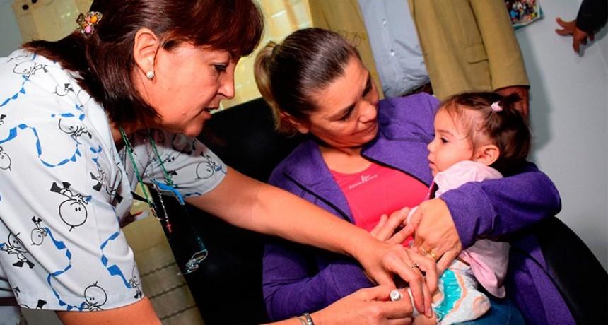Más de 96.000 entrerrianos se vacunaron contra la gripe