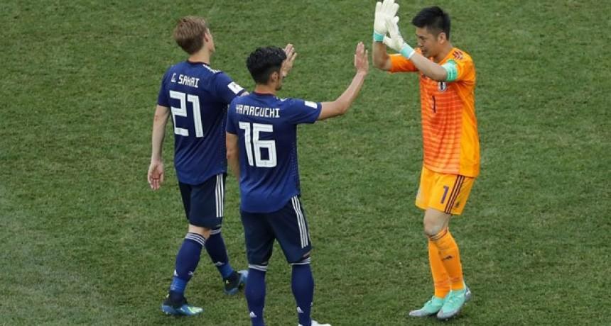 Japón perdió pero el Fair Play le dio el pasaporte a la siguiente fase