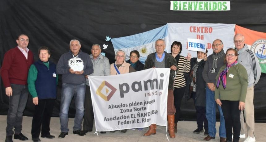 Encuentro de Jubilados y Pensionados Nacionales en C.Bernardi