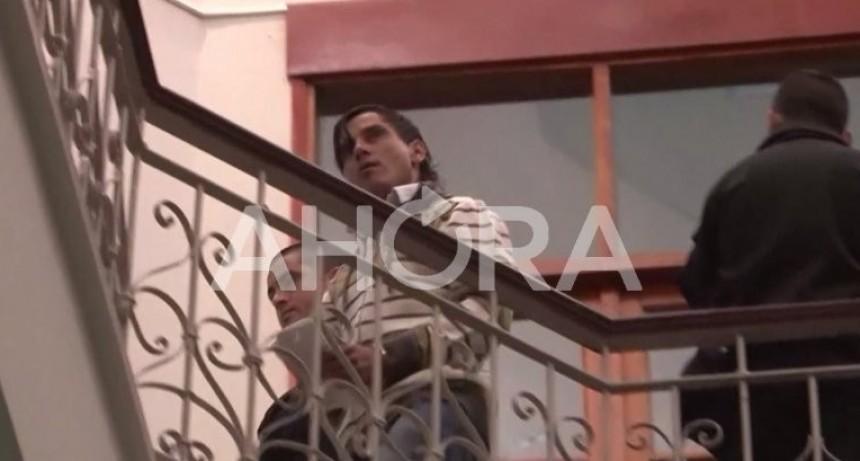 Por indisciplina, cambiaron de cárcel a Sebastián Wagner
