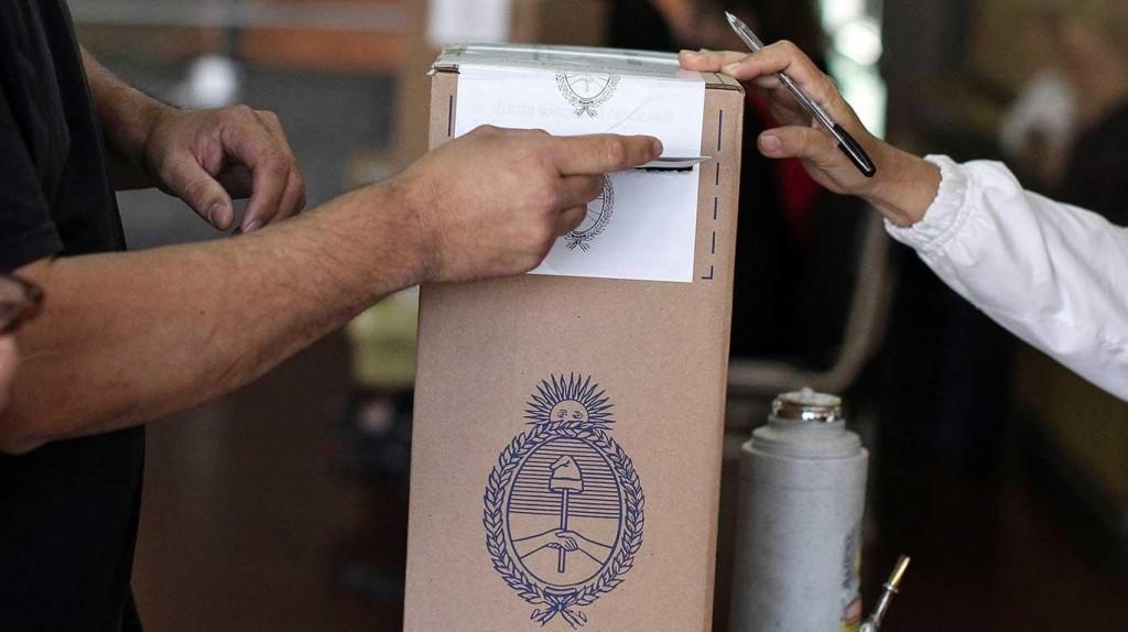 Serán 570 los centros receptores de votos. 20 en Federal