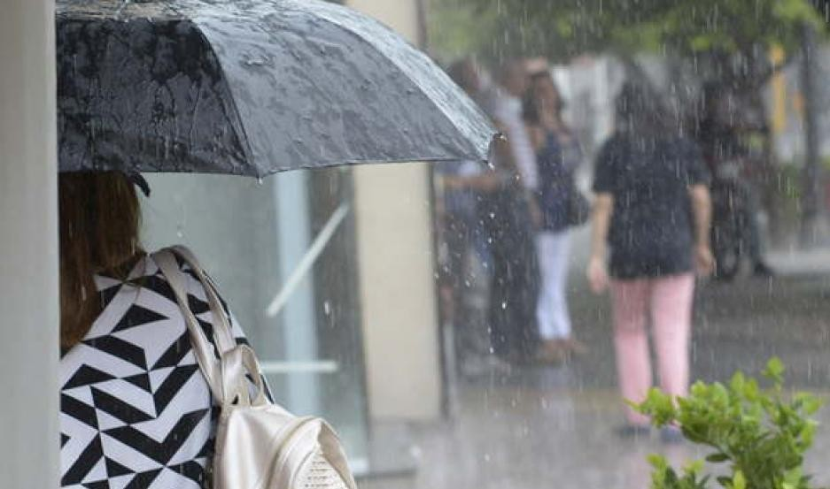El período de lluvias y humedad se extendería hasta después del fin de semana