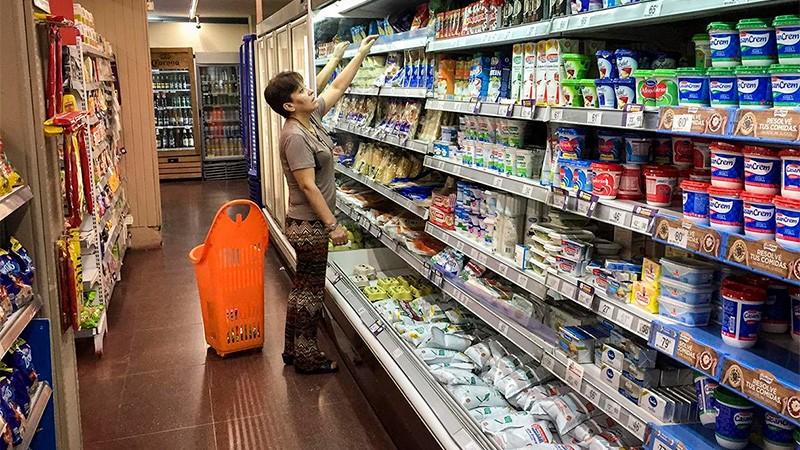 Indec: La inflación de mayo fue del 3,1% y acumula 19,2% entre enero y mayo