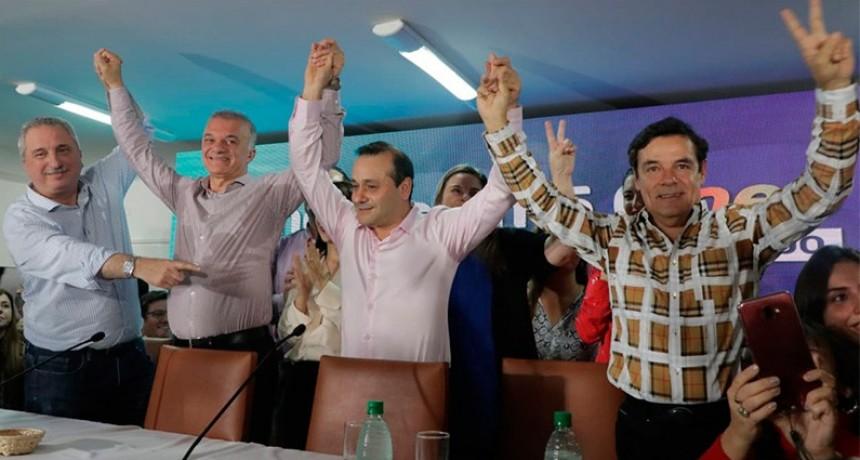 Herrera Ahuad tras abultada victoria en Misiones:
