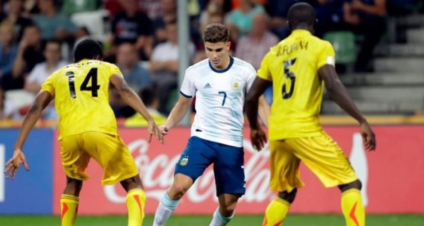 Argentina perdió con Mali y quedó afuera del Mundial Sub-20