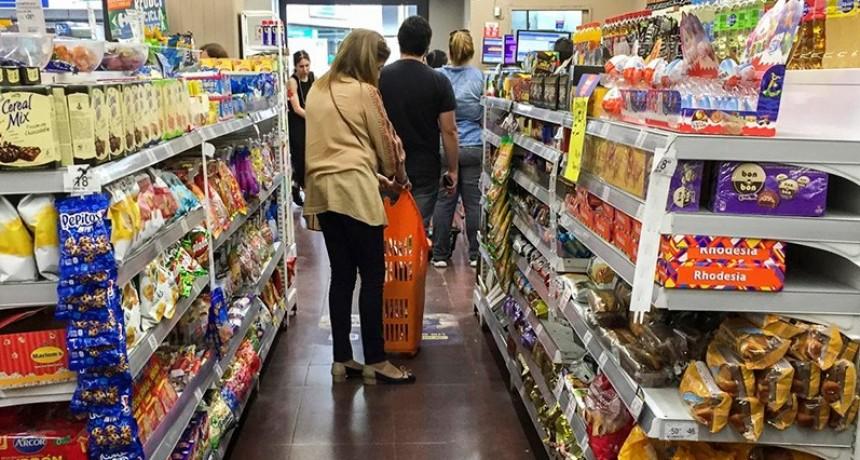 Elevaron el pronóstico de inflación y esperan que este año sea de 40,3%