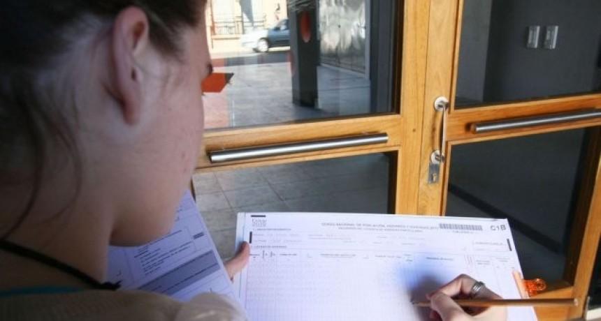 Censo 2020: para las tareas de actualización cartográfica se anotaron 8.000 postulantes