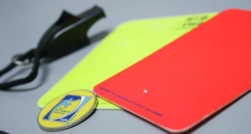 Aplicaron sancion de la Ley N 23.184 a jugador del Club Ateneo