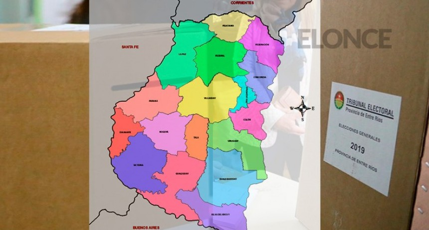 Intendencias: Los resultados en las ciudades cabeceras de cada departamento
