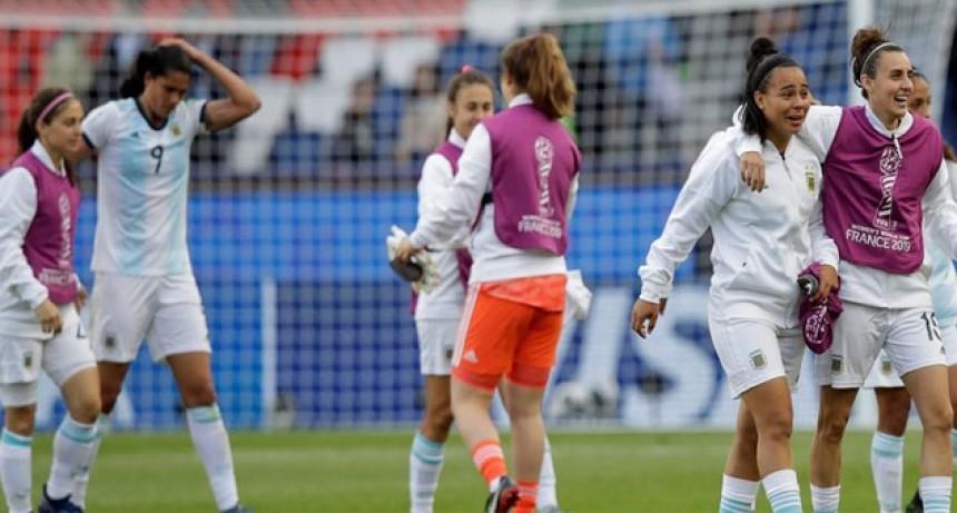 Mundial Femenino: Argentina debutó con un empate frente a Japón