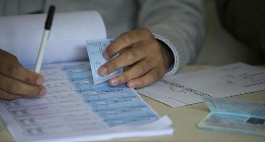Autoridades de mesa cobrarán hasta $1.900 por cada elección nacional