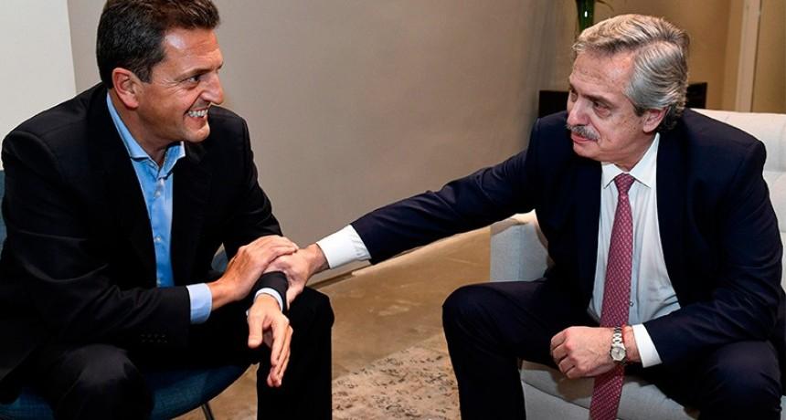 Acuerdo de Fernández y Massa: El frente que formaron se llamará