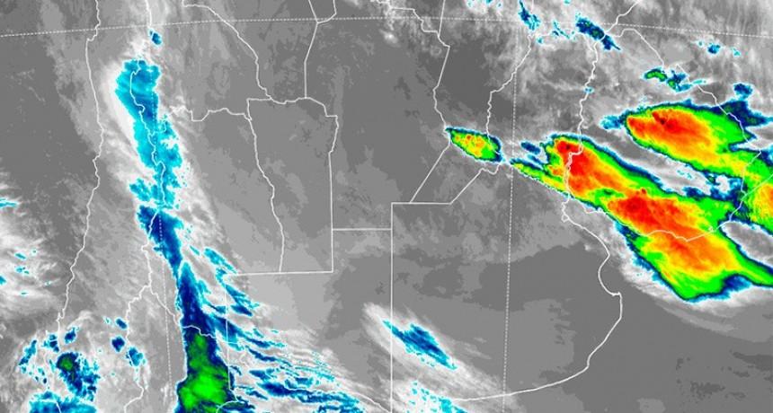 Hay alerta por tormentas severas en Entre Ríos y otras provincias