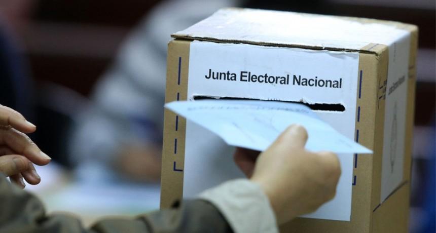 Siete frentes electorales competirán en las PASO presidenciales: Quiénes son