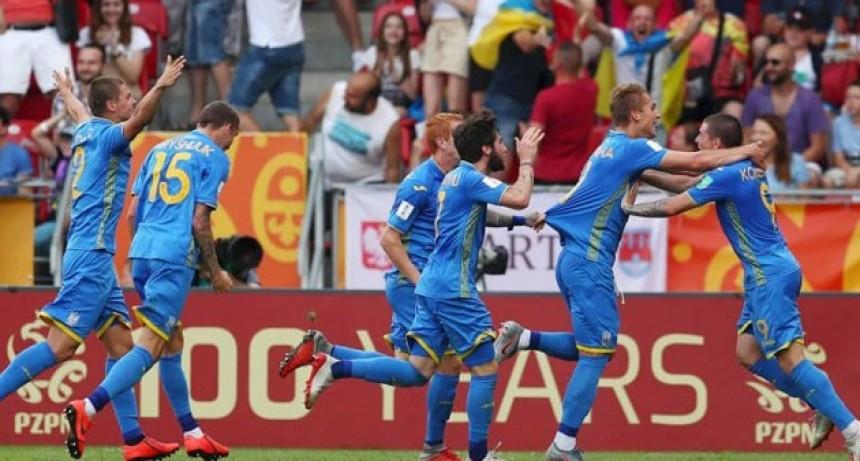 Ucrania se coronó campeón de la Copa del Mundo Sub 20