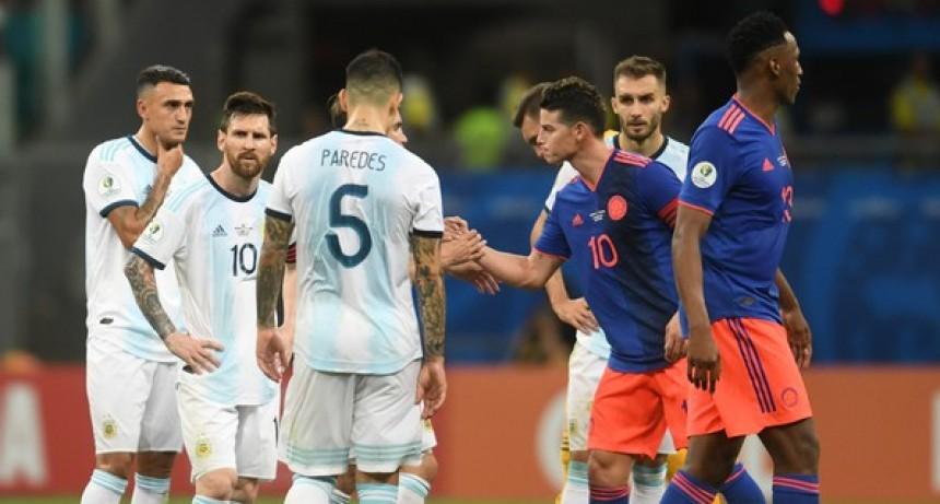 Argentina decepcionó en el debut y dejó muchas dudas de cara al futuro