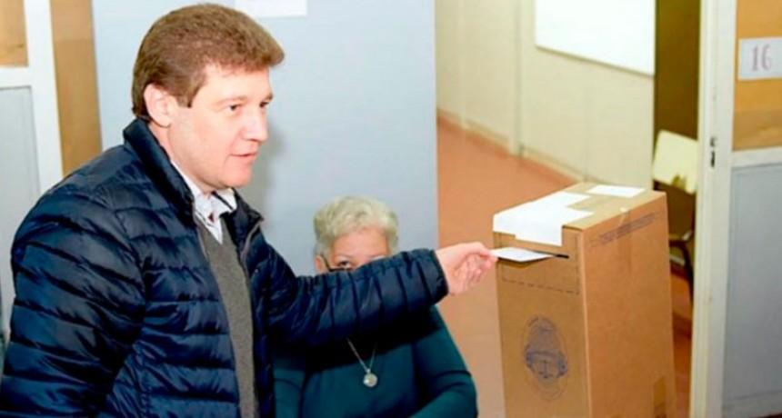 Tierra del Fuego: Melella se impuso en primera vuelta y es el nuevo gobernador