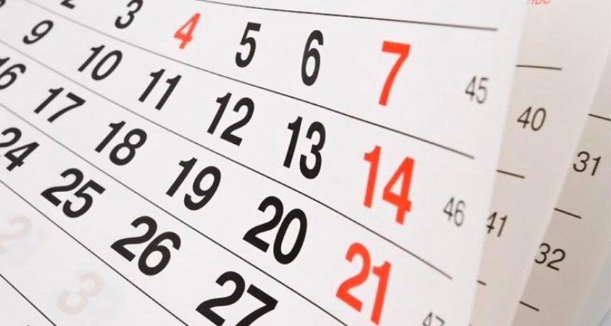 ¿Qué se conmemora en los dos feriados de esta semana?