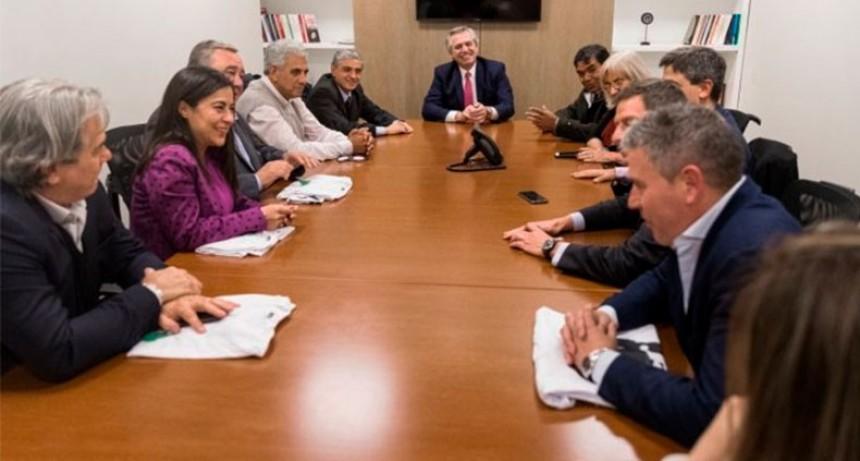 Diputados del Interbloque Argentina Federal se suman al Frente de Todos