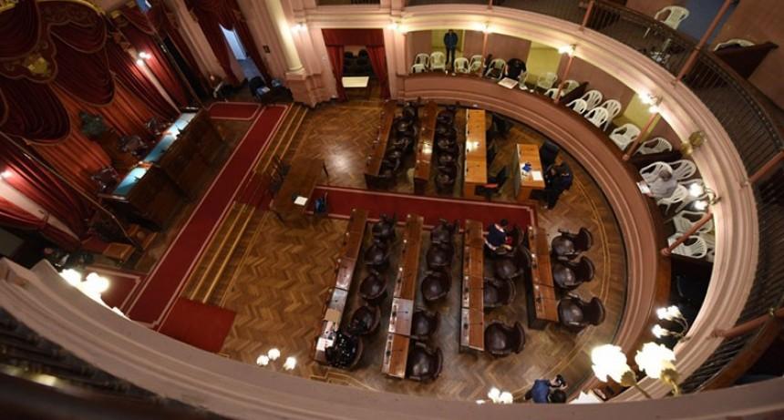 El gobierno promueve un paquete de Leyes para mejorar la institucionalidad de la provincia