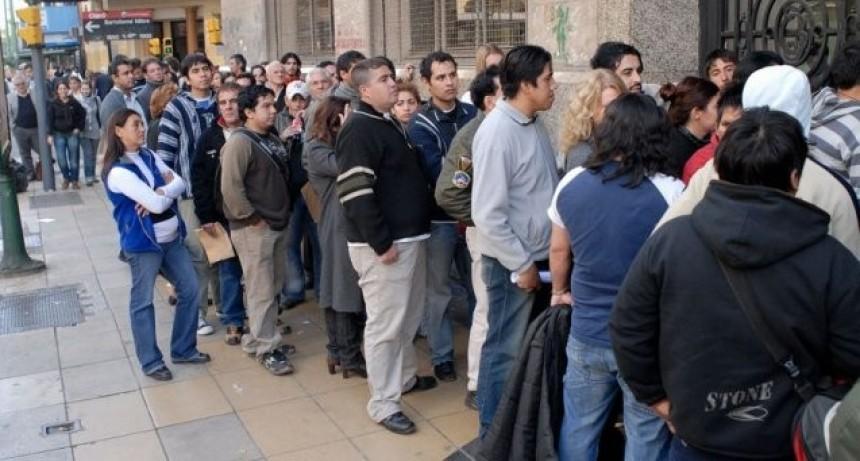 El desempleo llegó a 10,1% en el primer trimestre del 2019