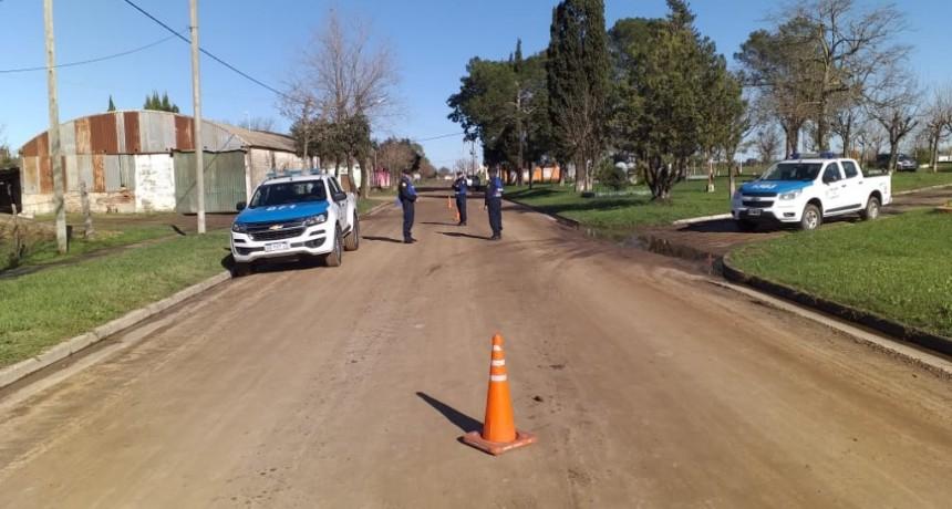 Operativos policiales culminaron con la identificación de una cantidad importante de personas y retenciones de vehículos