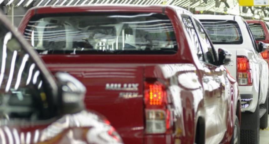 El Servicio Penitenciario recibió vehículos para su Instituto de Formación
