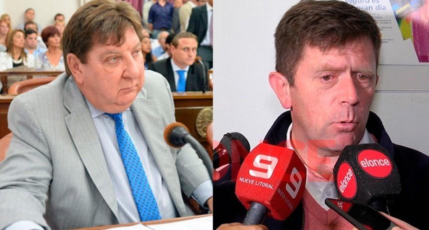 Kisser y Arribalzaga, los candidatos a senador y diputado nacionales de la UCR
