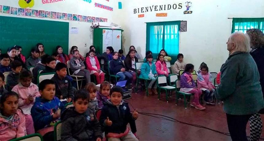 Desarrollan políticas en discapacidad y derechos junto a poblaciones rurales