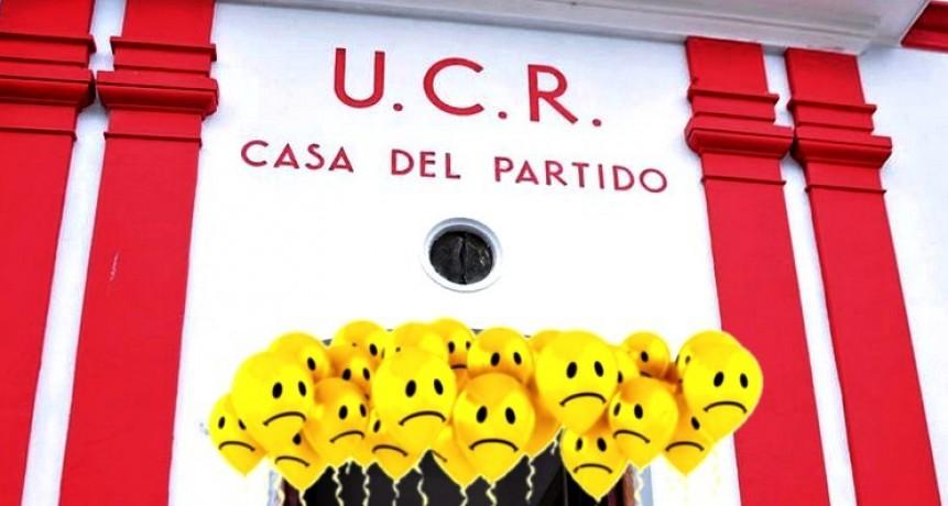 """La UCR de Entre Ríos va a """"expulsar del partido"""" a los radicales """"amarillos y genuflexos"""""""