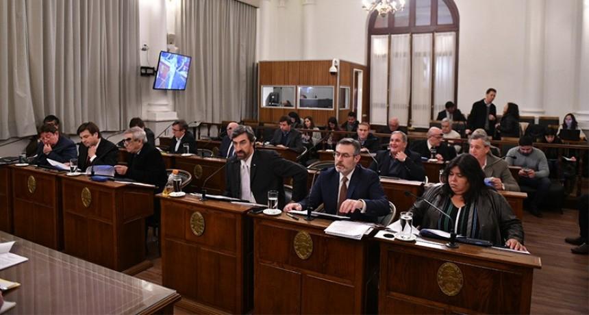Media sanción del Senado a cambios en la ley de procedimientos Constitucionales