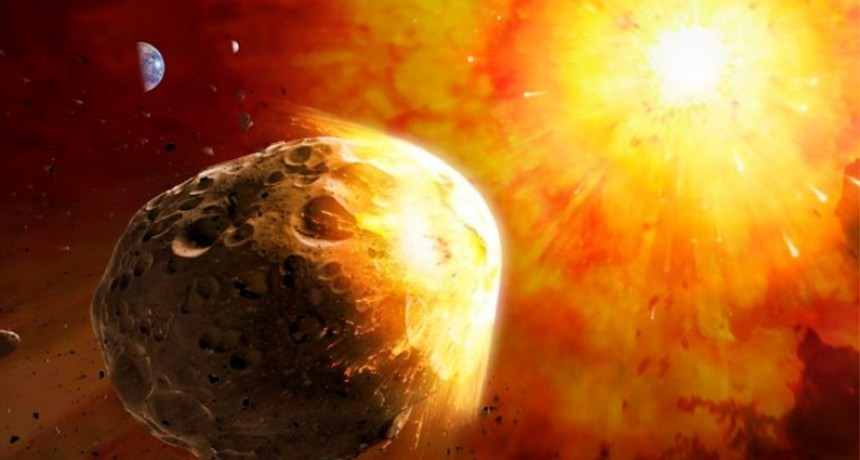 Un asteroide podría poner en jaque la economía mundial