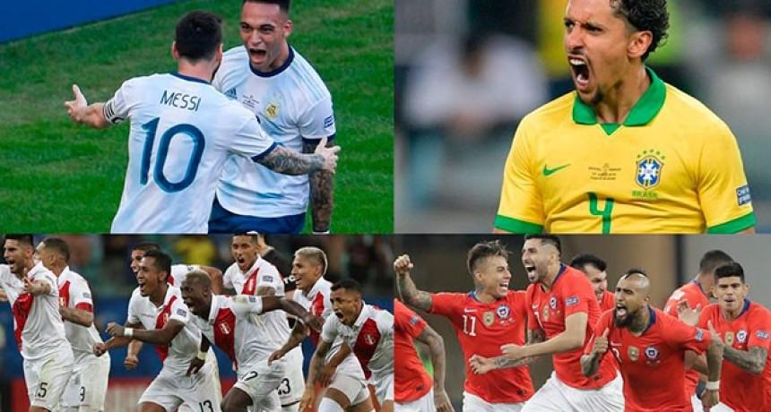 Copa América 2019: Todo lo que hay que saber de las apasionantes semifinales
