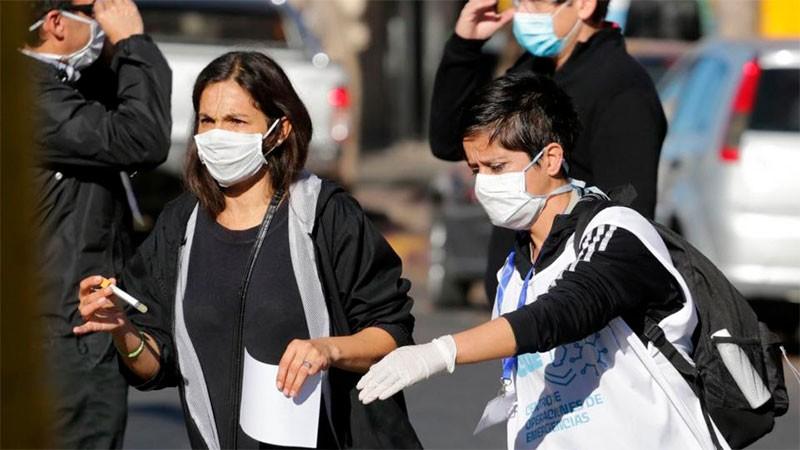 Coronavirus en Argentina: Hubo 29 muertes y 826 casos
