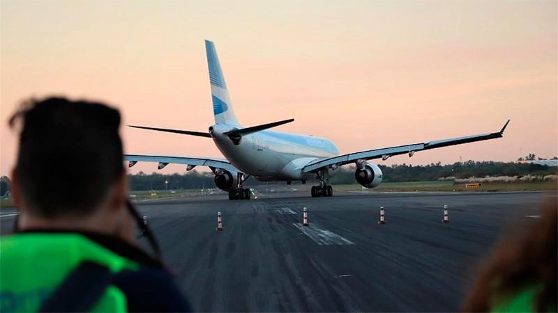 Confirman que en julio volverán los vuelos de cabotaje