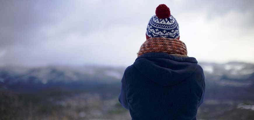 Feriado frío y nublado: La temperatura irá en ascenso a lo largo de la semana