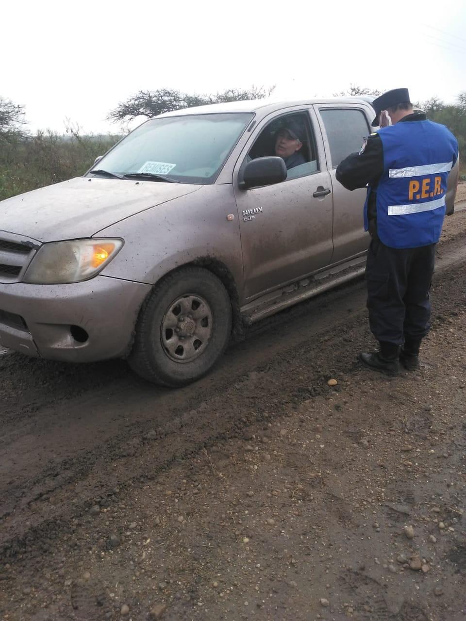Operativos de prevención atento a las medidas dispuestas en Cuarentena
