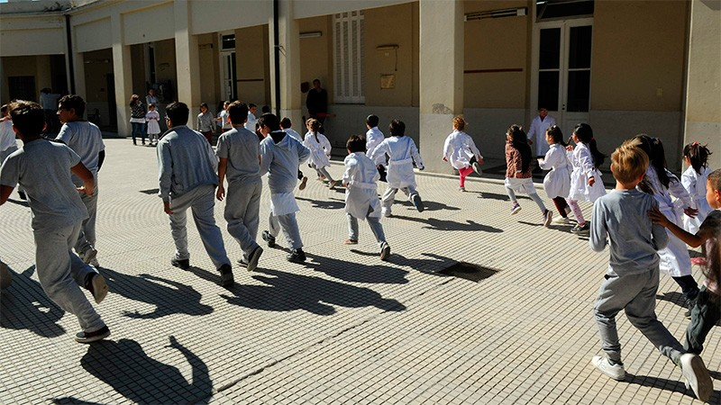 Protocolo para la vuelta a las aulas: Qué pasará con los recreos