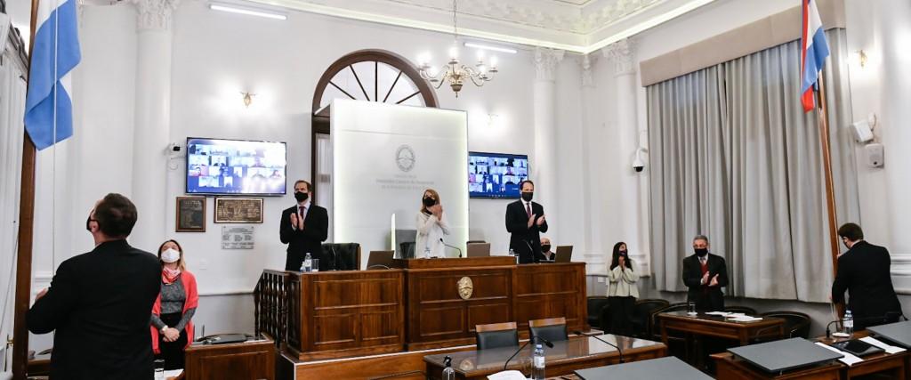 El Senado aprobó la declaración de Área Natural Protegida del establecimiento El Cencerro en el Departamento Federal