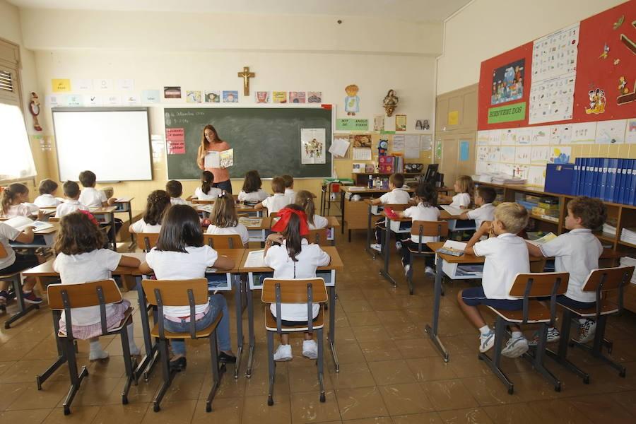 A dos semanas del receso de julio, empiezan a delinear el retorno a las aulas