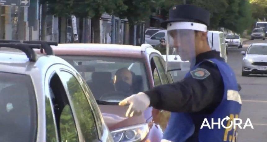 ¿Qué se deberá informar a la Policía para ir a una reunión familiar en Entre Ríos?