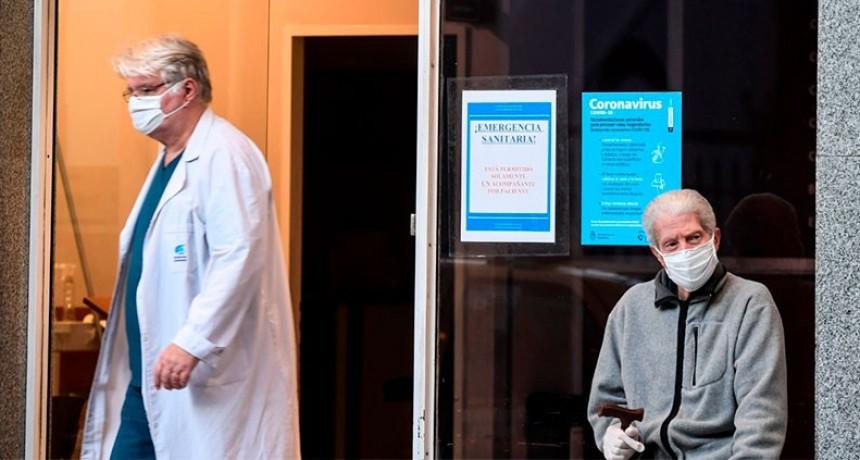 Coronavirus en Argentina: Confirmaron 17 muertes y 564 casos