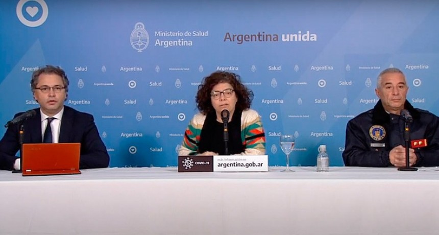 Reportan cuatro nuevas muertes por coronavirus en Argentina