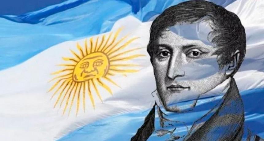 Se cumplen 250 años del nacimiento de Manuel Belgrano