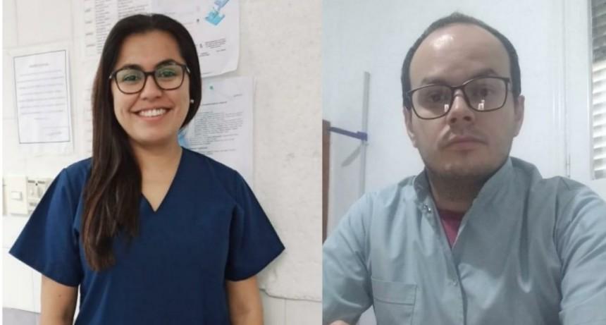 Hospital Justo José de Urquiza: Nueva incorporación de profesionales