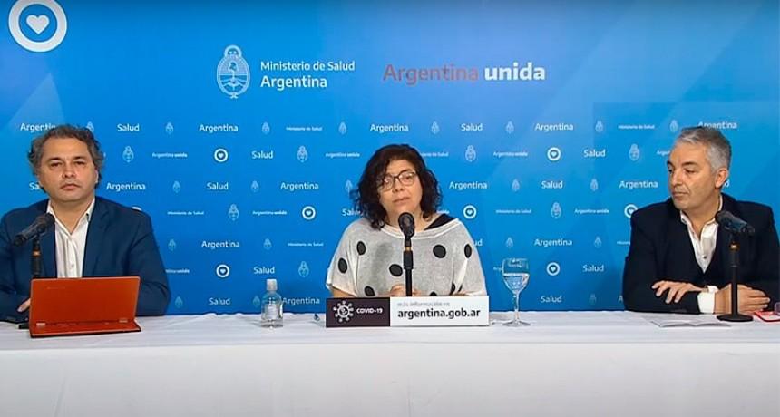 Covid 19: Reportan otros 5 fallecimientos y suman 698 los muertos en Argentina