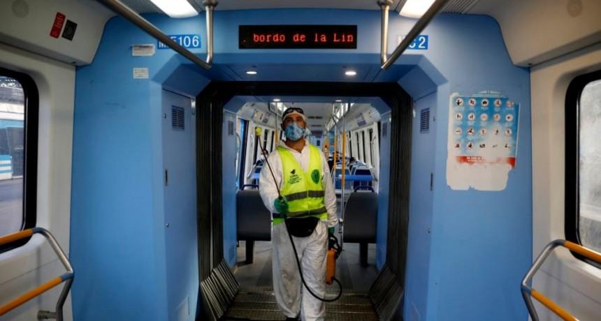 Coronavirus en la Argentina: nuevo récord de contagios, que superan los 1100 en un día