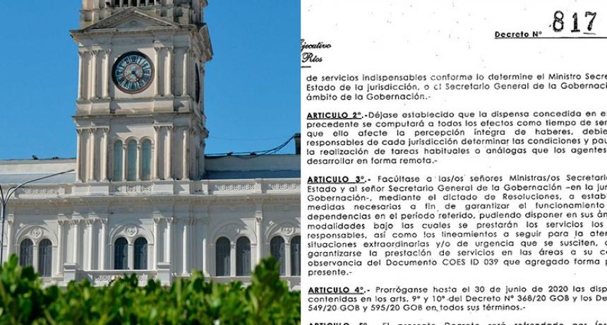 La administración pública retoma la actividad: El decreto y las recomendaciones